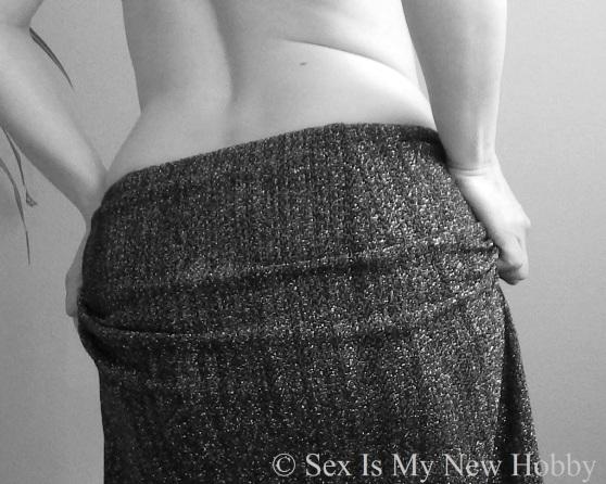 skirt - rear